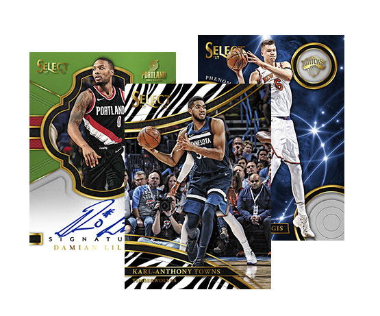 2017-18 Select Basketball
