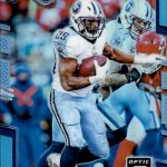 2017 Donruss Optic Football Aqua DeMarco Murray