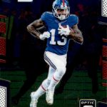 2017 Donruss Optic Football Base Odell Beckham