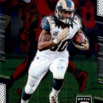 2017 Donruss Optic Football Base Todd Gurley