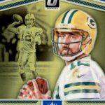 2017 Donruss Optic Football Gridiron Kings Blue Aaron Rodgers