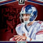 2017 Donruss Optic Football Gridiron Kings Eli Manning