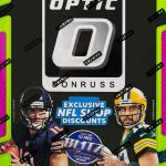 2017 Donruss Optic Football Hobby Box