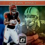 2017 Donruss Optic Football Illusions Joe Mixon Adrian Peterson