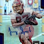 2017 Donruss Optic Football Rookie Autographs Purple Jeremy Sprinkle