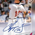 OS-89A Chipper Jones Auto /99