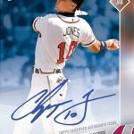 OS-89B Chipper Jones Auto /49