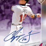 OS-89C Chipper Jones Auto /25