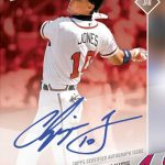 OS-89D Chipper Jones Auto /10