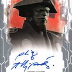 2017 Topps Star Wars Masterwork Autographs Philip Anthony-Rodriguez