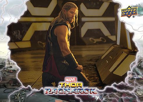 2017 Upper Deck Thor Ragnarok Base