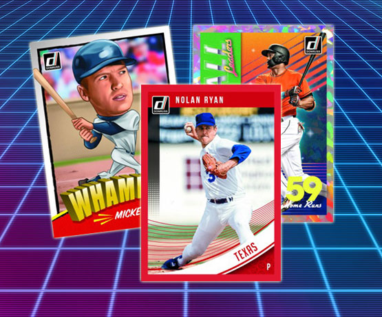 2018 Donruss Baseball