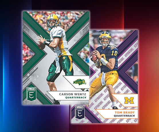 2018 Panini Elite Draft Picks Football