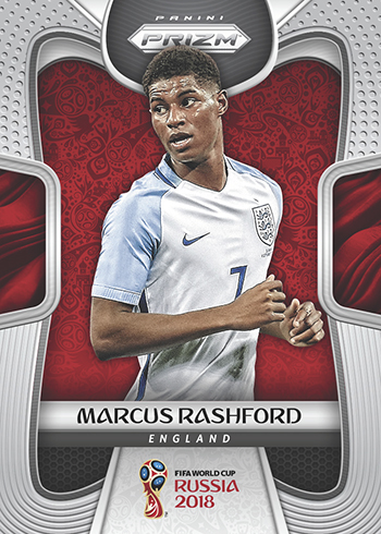 2018 Panini Prizm World Cup Soccer Base