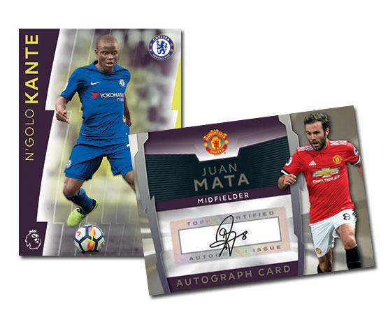 2018 Topps Premier League Platinum Soccer