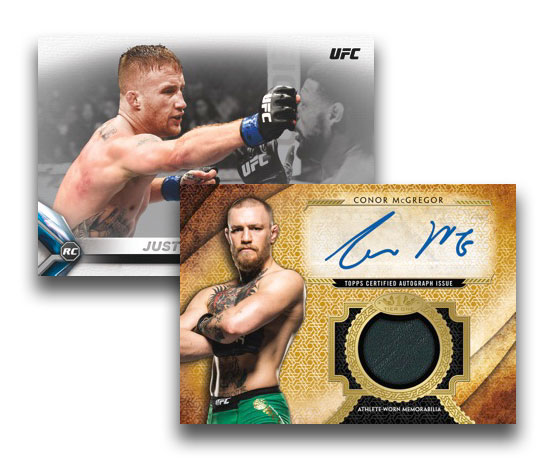 2018 Topps UFC Chrome Checklist, Details, Release Date
