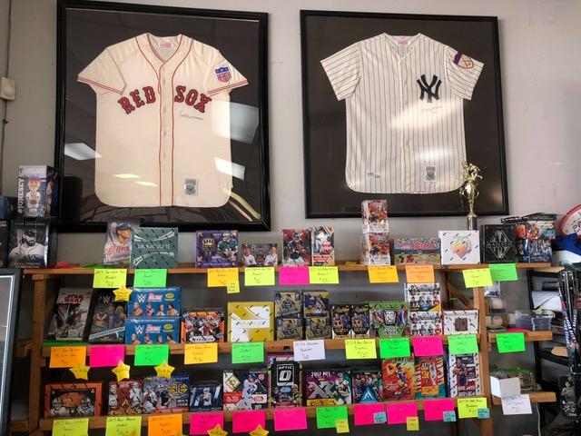 Local Card Shop Of The Week Ss Sports Cards Beckett News