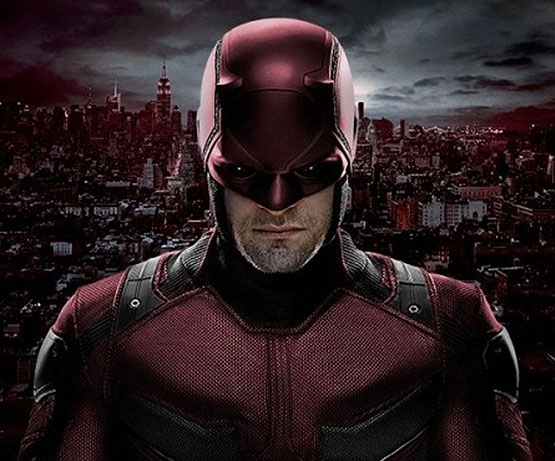 2018 Upper Deck Daredevil Seasons 1 and 2 trading cards