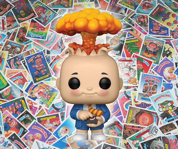Funko Pop Garbage Pail Kids Adam Bomb