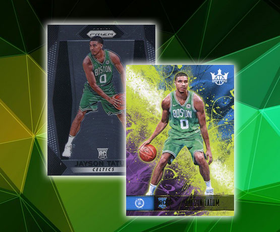 Jayson Tatum Rookie Card Countdown And Guide To Whats Most Valuable