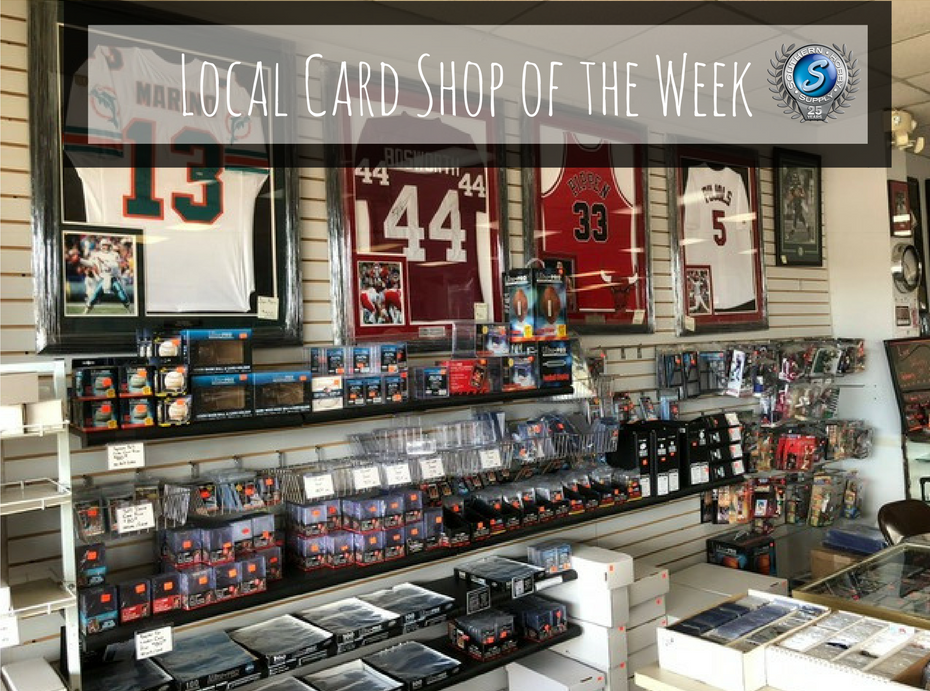 Local Card Shop Of The Week S S Sports Cards Beckett News
