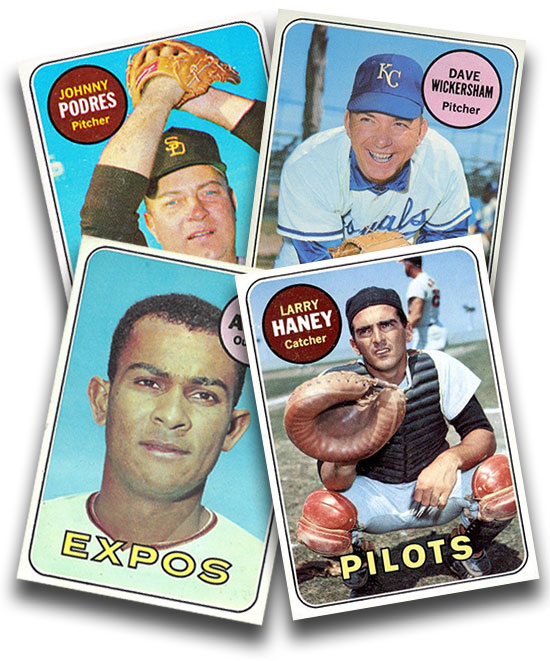 1969 Topps Baseball Checklist Team Set Lists Variations And Key