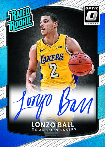 2017 18 Donruss Optic Basketball Checklist Team Set Lists Release Date