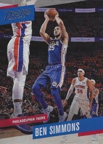 2017-18 Panini Prestige Basketball Ben Simmons