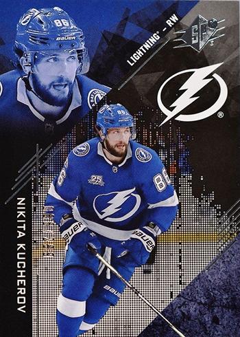 2017-18 SPx Hockey Nikita Kucherov