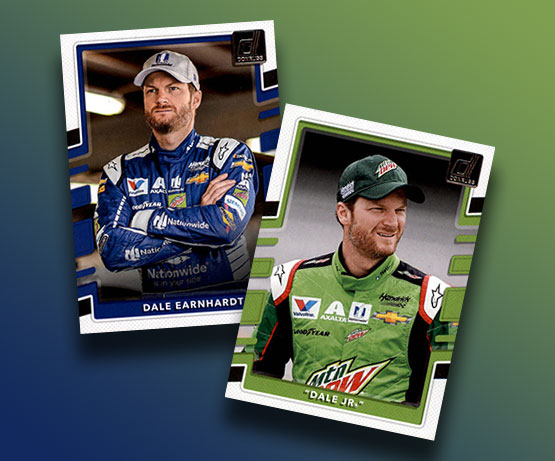 2018 Donruss Racing Variations