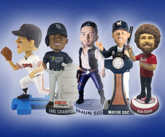 Bobblehead giveaway 2018