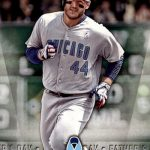 2018 Topps Series 1 Baseball Topps Salute Anthony Rizzo