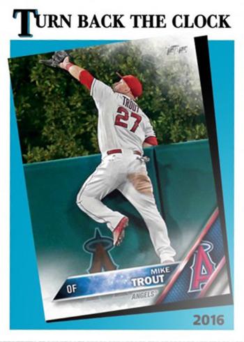 2018 Topps Throwback Thursday Baseball Checklist Print Runs Gallery