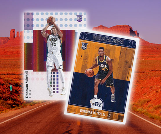Donovan Mitchell Rookie Card Guide And Checklist