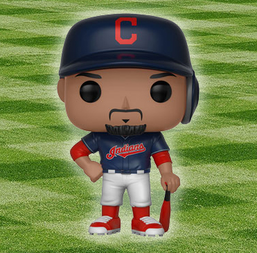 Road Funko POP Francisco Lindor MLB