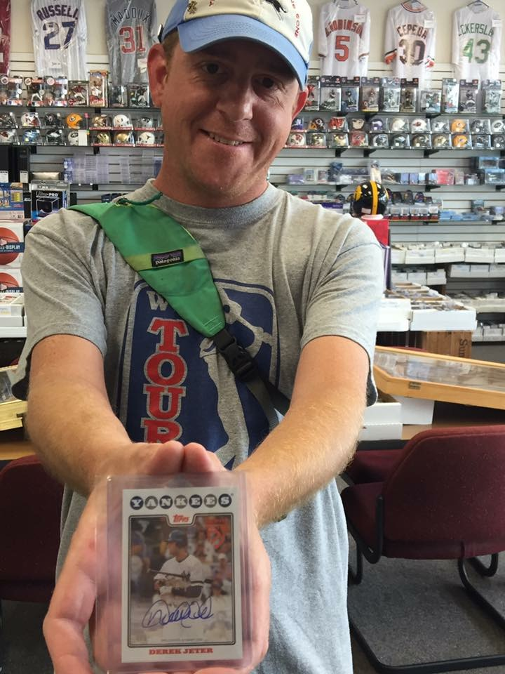 Local Card Shop Of The Week The Rookie Sports Cards Beckett News