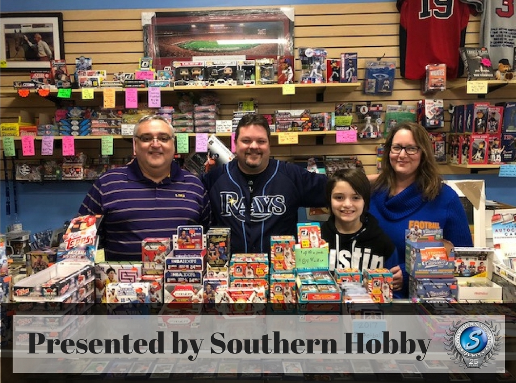 Local Card Shop Of The Week Middle Georgia Sports Cards Beckett News