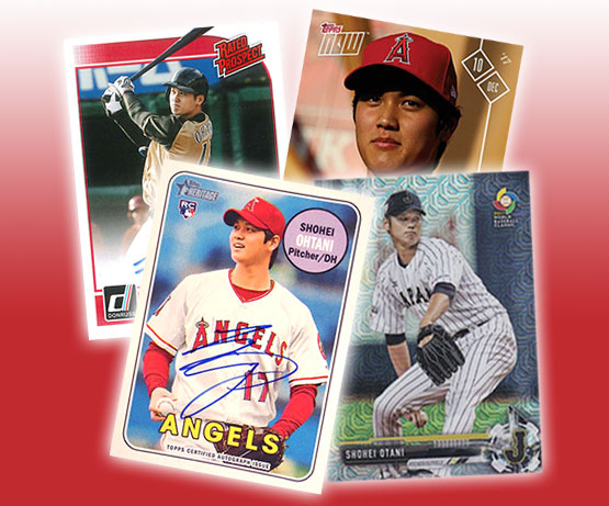 Shohei Ohtani Rookie Card Guide And Other Key Mlb Cards