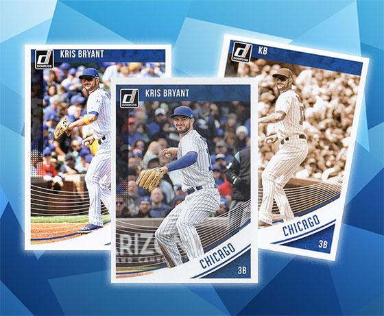 2018 Donruss Baseball Variations