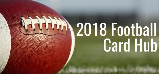 2018 Football Cards