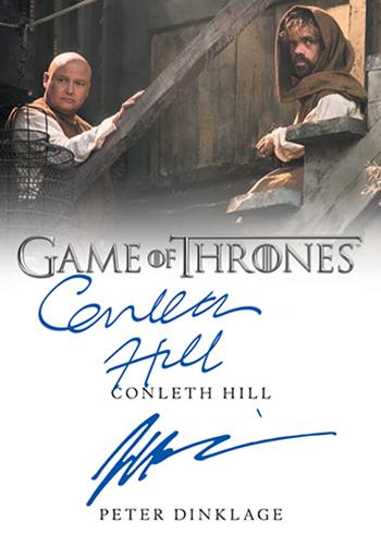 C2426 Tormund Giantsbane #42 Game Of Thrones Season 7 Rittenhouse 2018 Card