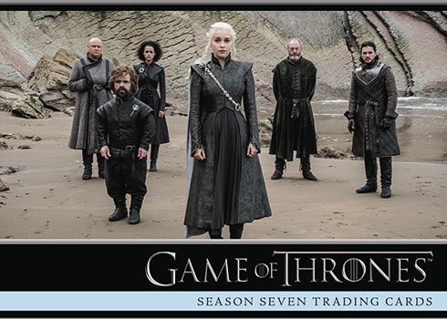 2018 Rittenhouse Game of Thrones Season 7