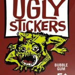 12 1965 Ugly Stickers