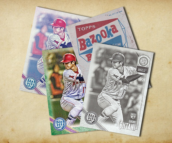 2018 Topps Gypsy Queen Parallels Guide And Breakdown