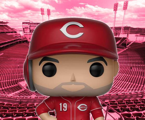2018 Funko POP MLB Stadium Giveaways