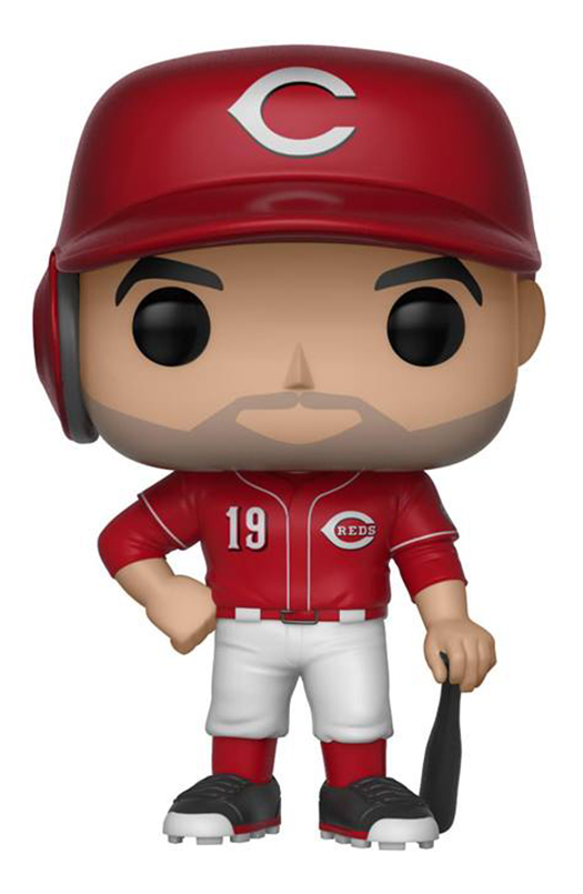 Joey Votto Funko Pop 2018 Cincinnati Red SGA BB