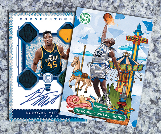 2017-18 Panini Cornerstones Basketball