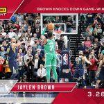 122 Jaylen Brown