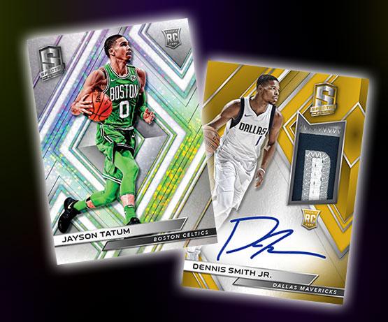 2017-18 Panini Spectra Basketball