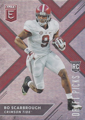 9fdcf8dfc 2018 Panini Elite Draft Picks Football Variations Gallery